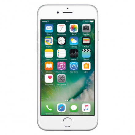 Купить Смартфон Apple iPhone 6s 32GB Silver в Донецке ДНР
