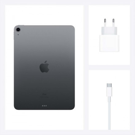 Купить Планшет Apple iPad Air 10.9 Wi-Fi 64GB Space Grey (MYFM2RU/A) в Донецке ДНР