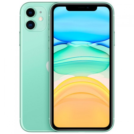 Купить Смартфон Apple iPhone 11 128GB Green в Донецке ДНР