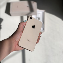 Купить Смартфон Apple iPhone 8 64GB Gold Б/У в Донецке ДНР