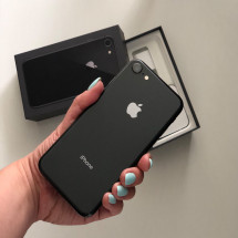 Купить Смартфон Apple iPhone 8 64GB Space Gray Б/У в Донецке ДНР