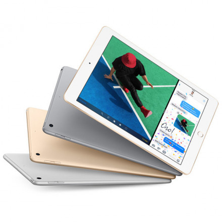 Купить Планшет Apple iPad 128GB Wi-Fi Silver (MP2J2RU/A) в Донецке ДНР