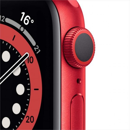 Купить Смарт-часы Apple Watch S6 40mm PRODUCT(RED) Aluminum Case with PRODUCT(RED) Sport Band (M00M3RU/A) в Донецке ДНР