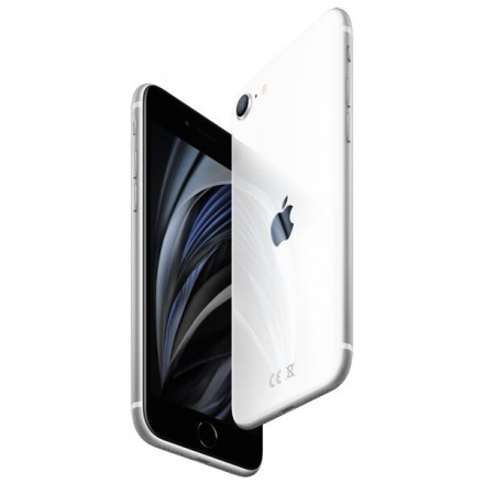 Купить Смартфон Apple iPhone SE 2020 128GB White (MXD12RU/A) в Донецке ДНР