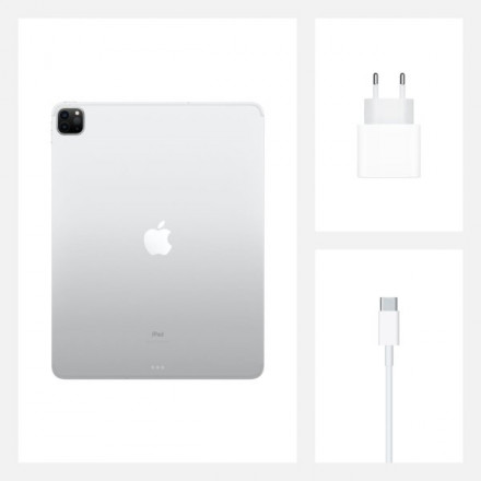"Купить Планшет Apple iPad Pro 12.9"" (2020) 128GB Wi-Fi Cell Silver в Донецке ДНР"