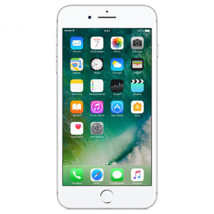 Купить Смартфон Apple iPhone 7 Plus 128Gb Silver в Донецке ДНР