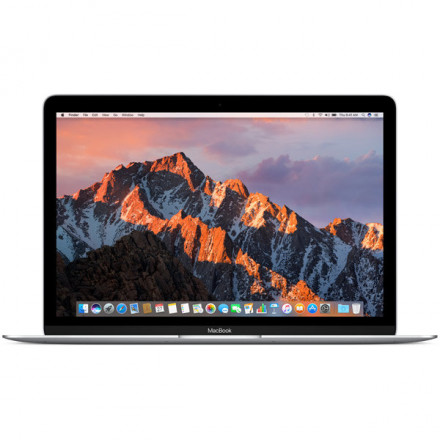 Купить Ноутбук Apple MacBook 12 Core i5 1.3/8/512SSD Silv (MNYJ2RU/A) в Донецке ДНР