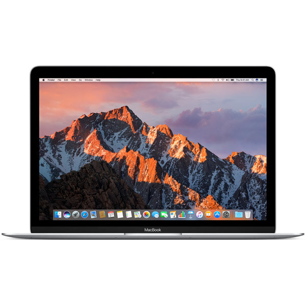 Ноутбук Apple MacBook 12 Core i5 1.3/8/512SSD Silv (MNYJ2RU/A)